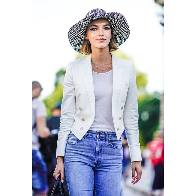 6dff76b8b2e 8 Ways Fashion Girls Style This Must-Have Summer Accessory