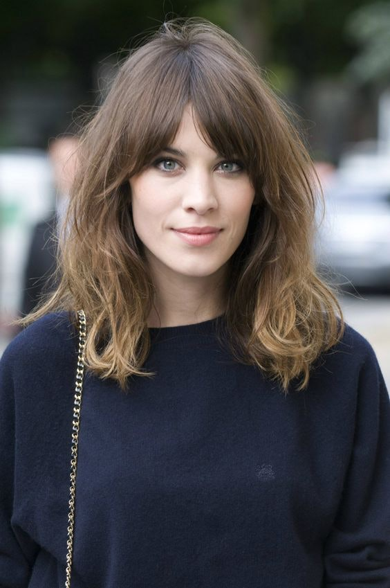 This French-Girl Hairstyle Is Trending On Pinterest, And We're Obsessed With It