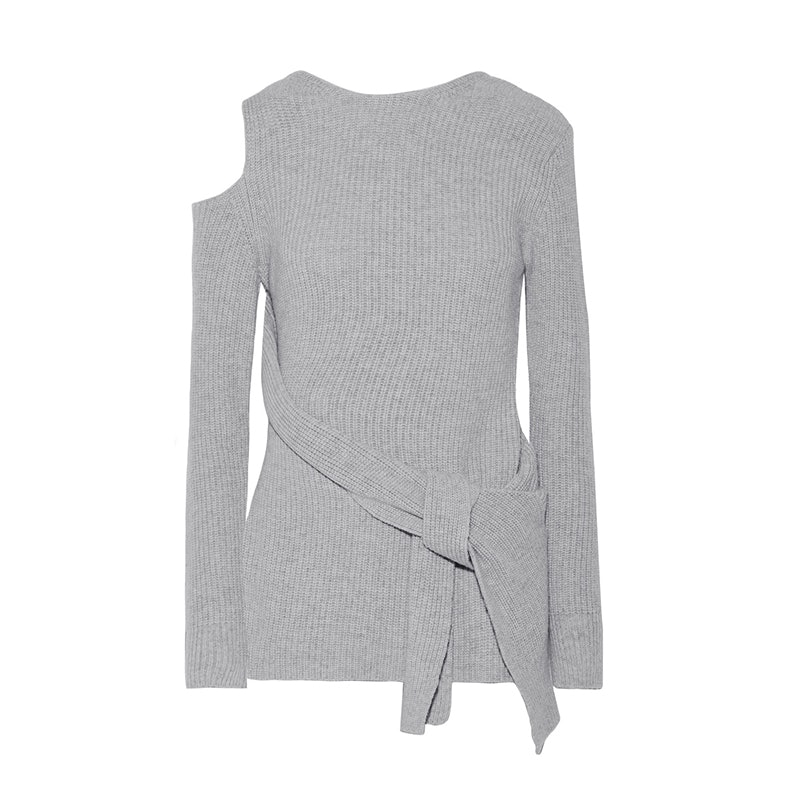 1110b96cbf8 The Fashion-Girl Sweater That's Anything But Basic