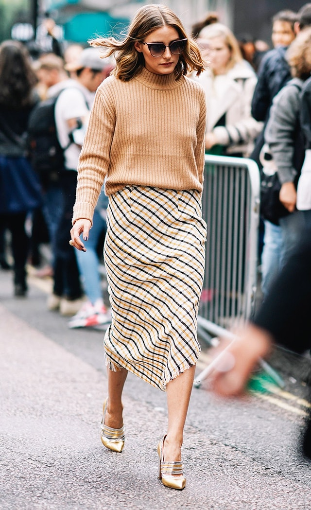 olivia palermo wore the bag every fashion girl is obsessed
