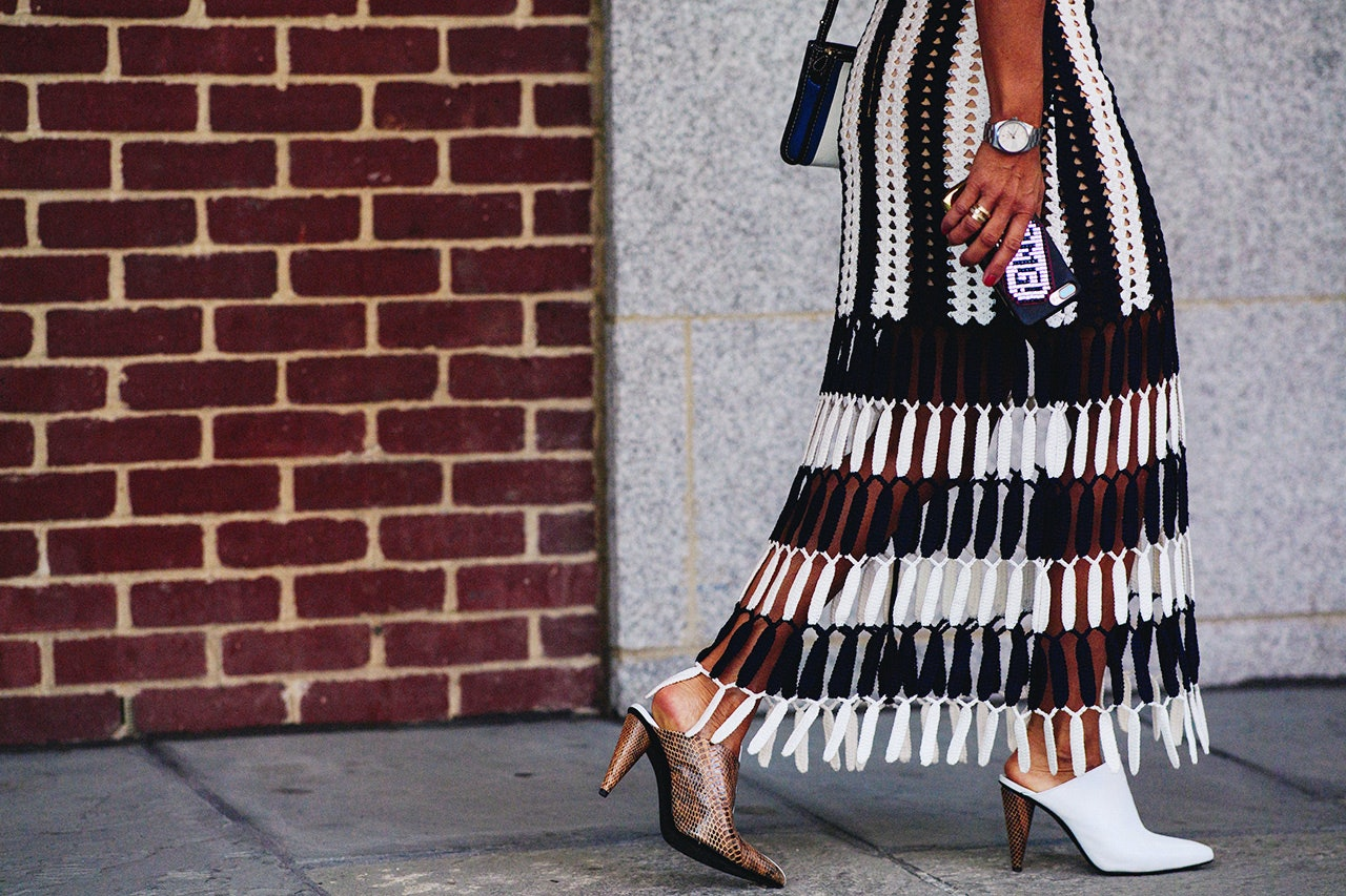 Watch - Shoe spring street style video