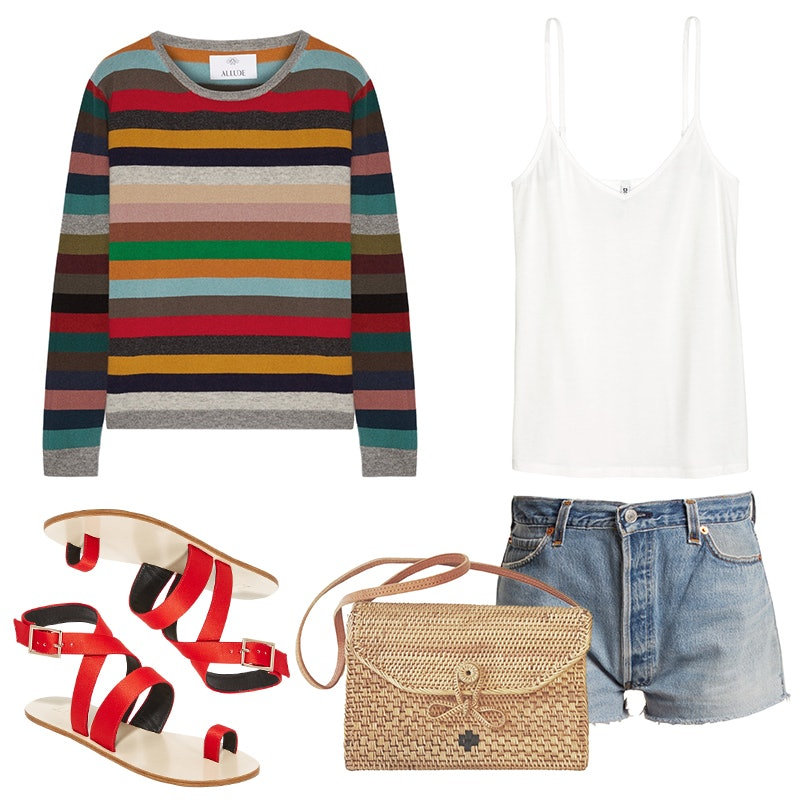 6 Fashion Girl Outfits To Wear This Labor Day
