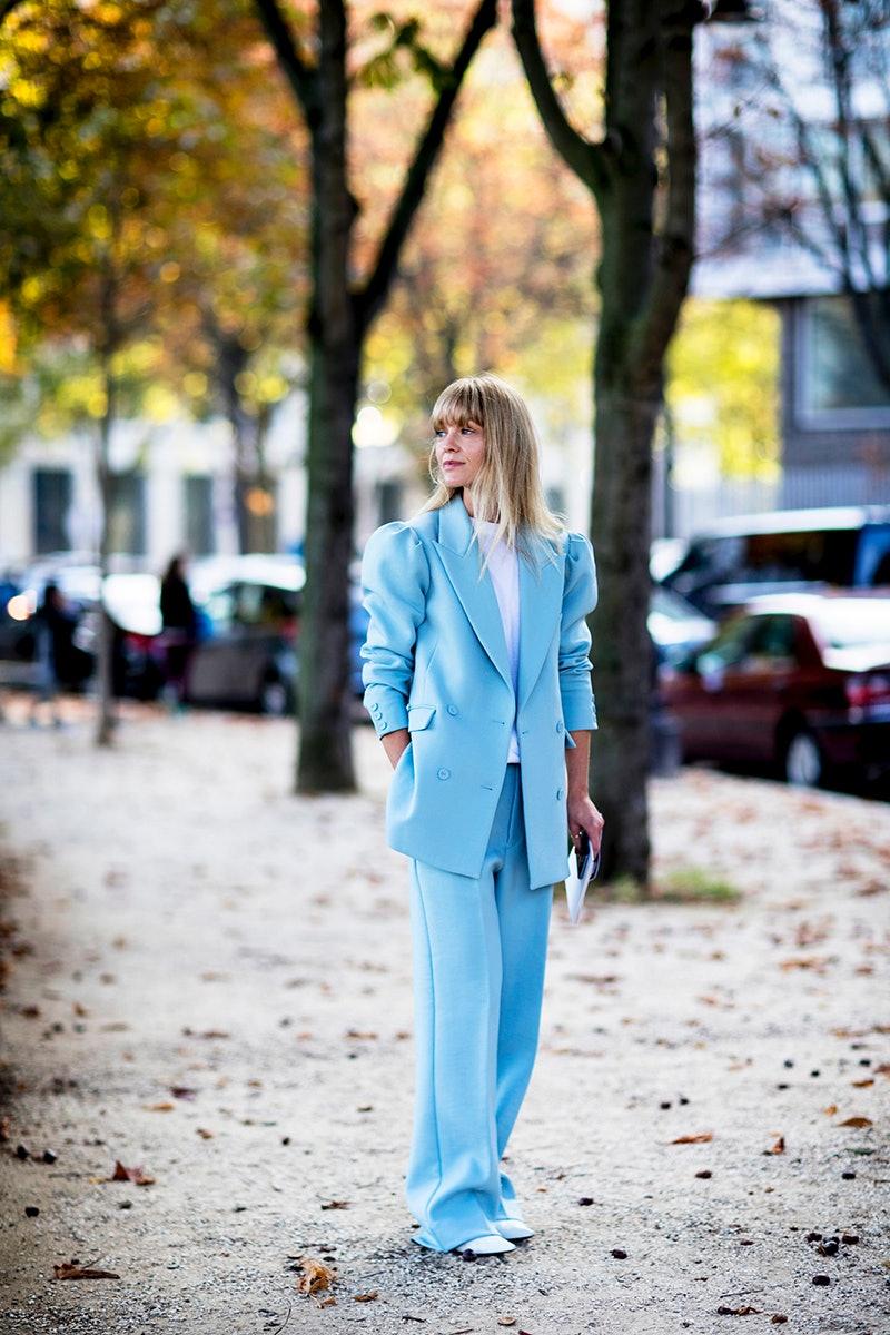 Картинки по запросу blue street style