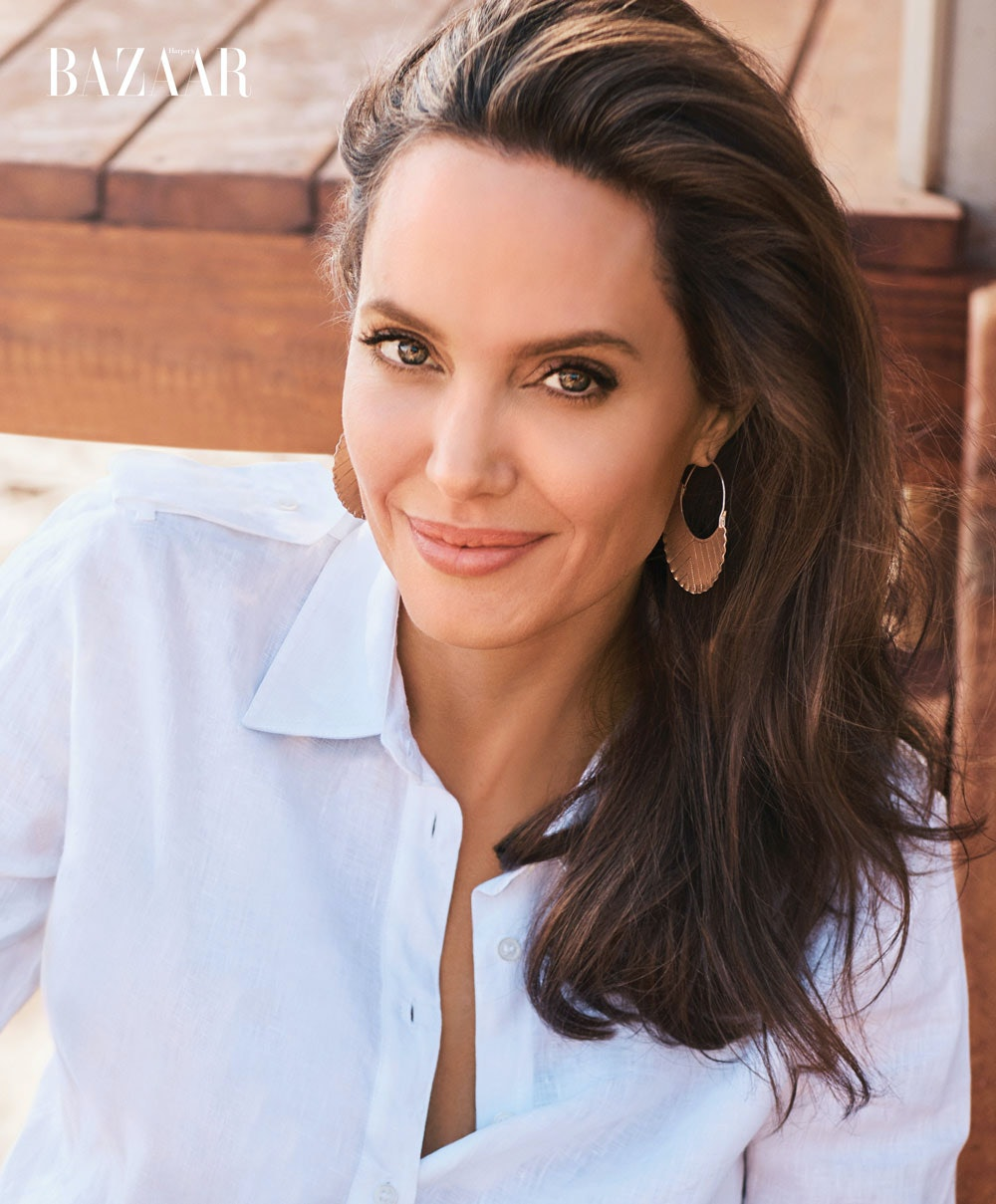 a404fa587a3a Angelina Jolie Looks Amazing On Her Latest Magazine Cover