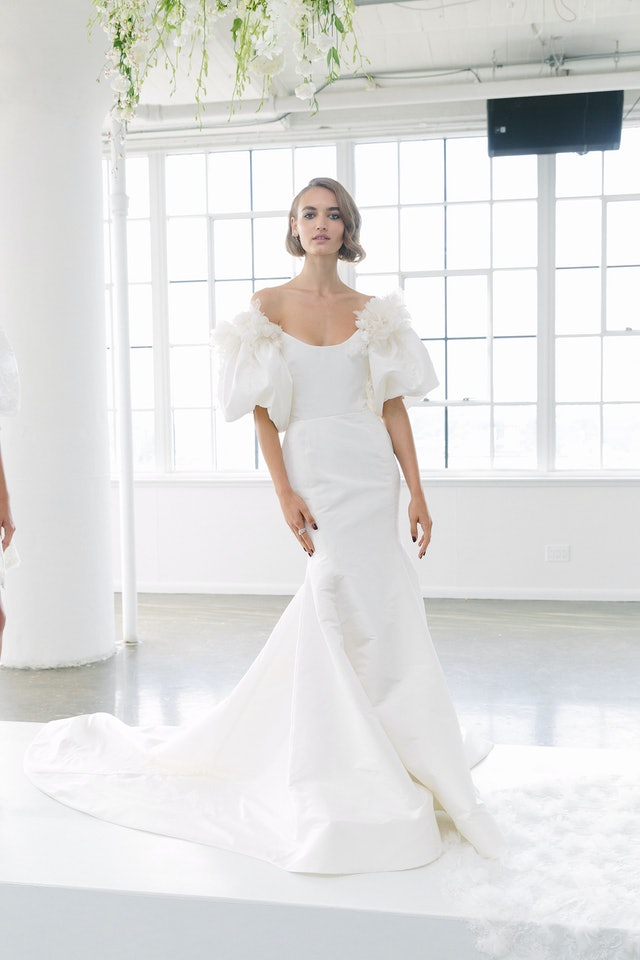 These Brand New Wedding Gowns Are Insanely Breathtaking
