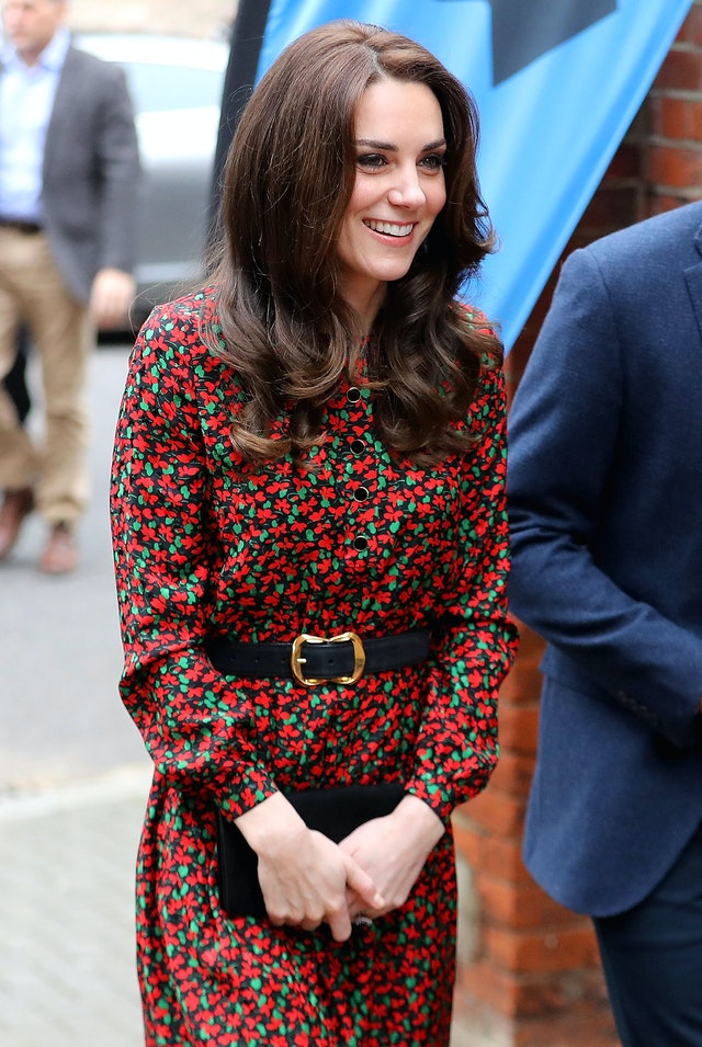 Where To Buy Kate Middleton\'s Perfect Christmas Dress