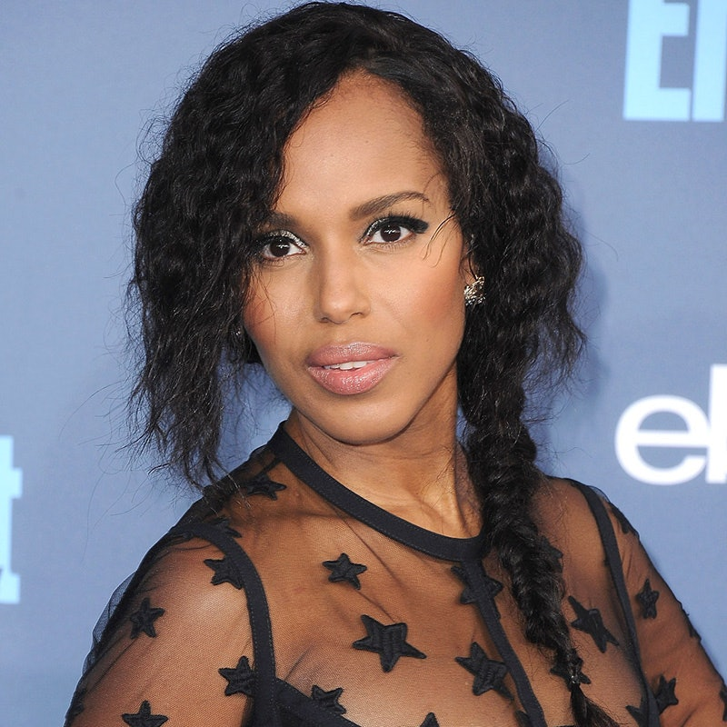 10 Times Kerry Washington Taught Us How To Experiment With Eye Makeup