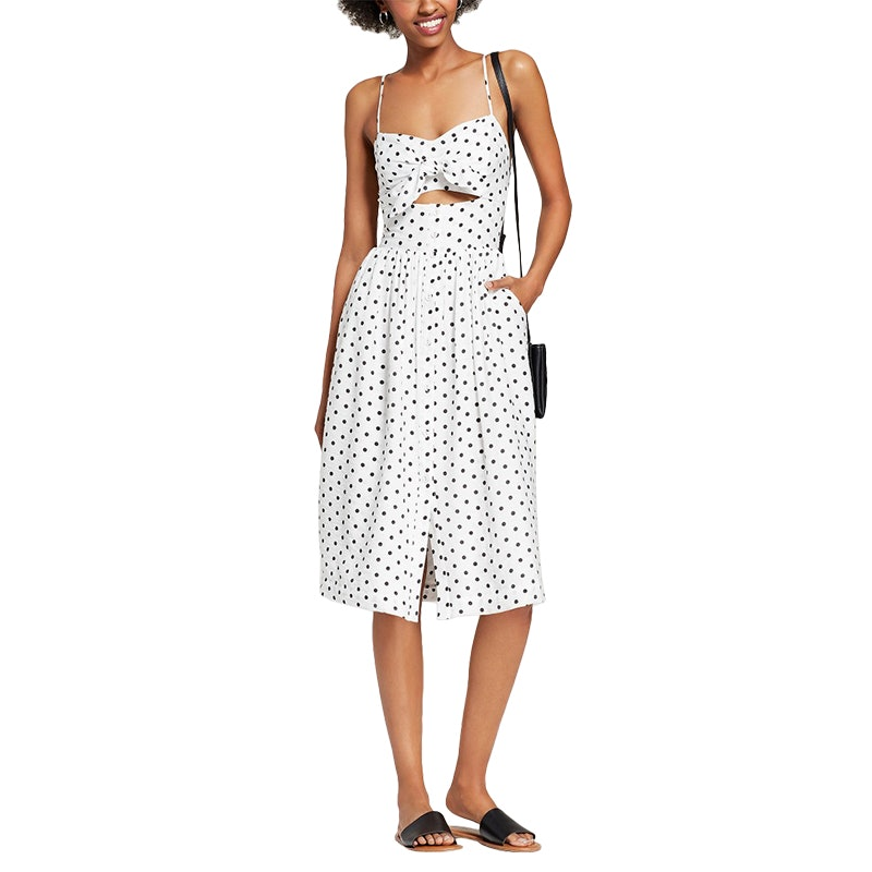 01c2c498 The Best Spring Dresses From Target, H&M, Zara And More