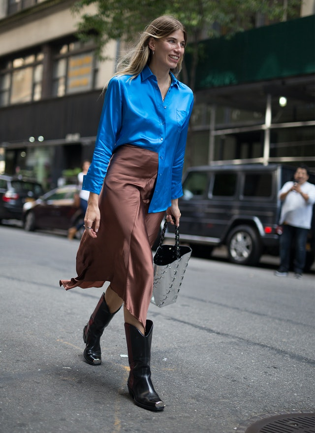 How To Wear Cowboy Boots Without Feeling Costume-y